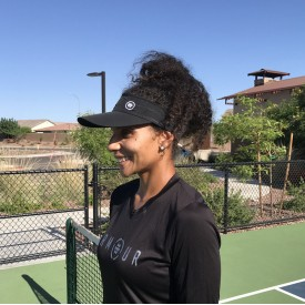 Armour Pickleball DryFit Visor